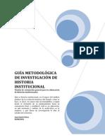 Historia Institucional