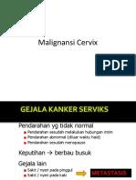 Malignansi Cervix