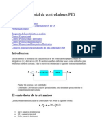 Tutorial de Controladores PID