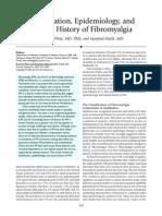 Evolução da fibromialgia