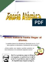 power point modelos atómicos 8º