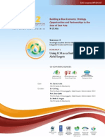 Proceedings of the Workshop on Using ICM as a Tool to Achieve Aichi Targets