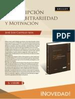 Publicidad de Los Motivos 4, 5,6