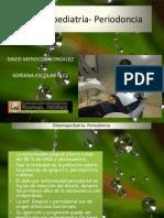 Odontopediatría- Periodoncia