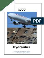 B777 Hydraulics