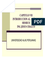 Cap Vii - Analisis Sismico