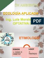 CLASE 5. ECOLOGÍA APLICADA