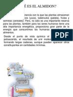 Presentacion 4 Tecnologia Del Almidon