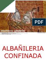 ejemplo albañileria