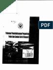 Pedoman Penatalaksanaan Pengelolaan Limbah Padat Dan Limbah Cair Di Rs