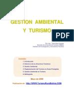 GestionAmbiental Y TURISMO