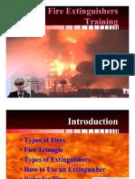 WSMR Extinguisher Training