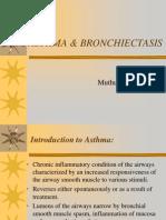 Asthma & Bronchiectasis