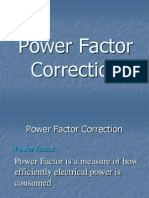 ITC- Power Factor Correction