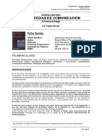 Estrategias de Comunicación - RFB
