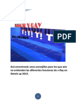 Manual V-Ray Sketchup _ Español
