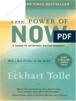 [Eckhart Tolle] the Power of Now a Guide to Spiritual Enlightenment