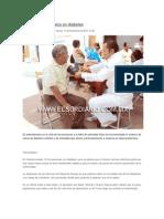 14/11/13 Elsurdiario Preocupa a SSO Alza en Diabetes
