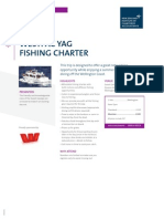 YAG Fishing Event Flyer