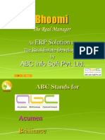 bhoomi presentaion 2012