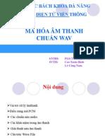 GUI Ma Hoa WAV Binh Nam