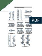 Footwork Drill Diagrams