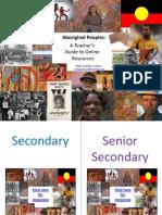 aboriginal australian syllabus - teacher resources guide
