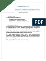 LABORATORIO N°3 magnetizacion de dinamos