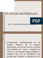 Flujo de Materiales