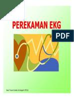 Perekaman EKG