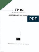 3c Controlador Lógico Programável TP02 Manual do instrutor parte 1