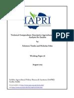 Technical Compendium