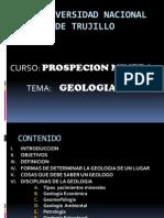 Presentación DE GEOLOGIA 10