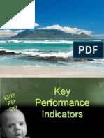 KPI Presentation 2012 . Pptx