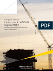 ASEAN - Incentives in ASEAN 2012 -Manufacturing & Regional Corp Support