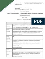Agenda Trayecto 5 Final