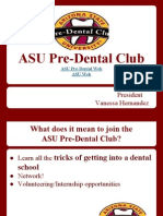 edt 321 powerpoint pre-dental2