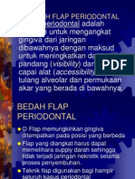 Flap Periodontal