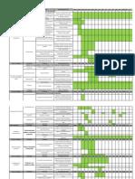 A)Plan de TrabajoNacional 2011 - 2012