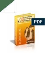 240 Ideas de Negocios Discutibles para Emprender Desde Casa