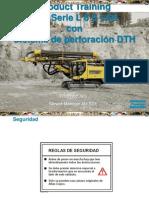 Curso Operacion Perforadoras Roc l6h l8 Atlas Copco