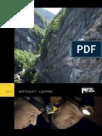 Petzl Catalog Pro 2013 En