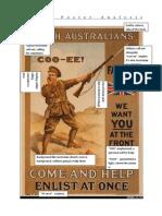 sample poster analysis