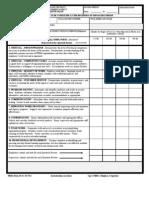 FEMA Performance Management Form