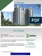 Terra Heritage Apartments Bhiwadi