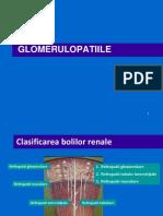 Curs 7- Glomerulopatii