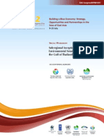 Proceedings of the Subregional Inception Workshop on Environmental Sensitivity Mapping for the Gulf of Thailand