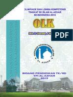 Proposal OLK 2013