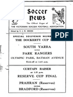 Soccer News 1949 September 24