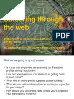 Careering Through the Web